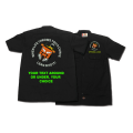 GL1800 Too Far Too Fast  With Riders Dickies style workshirt