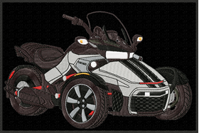 Can-Am Spyder F3 Patch