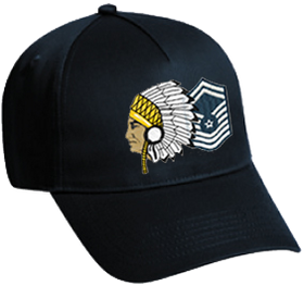Black Chiefs Hat